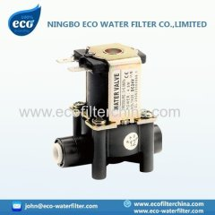 feed water solenoid valve