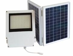 Solar Panel 16V 20W with DC 9V 108 L ED Flood light 5m with DC connector