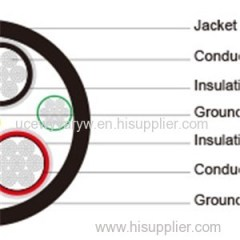 Type SHD-CGC Three-Conductor Round Portable Power Cable 5kV ICEA S-75-381