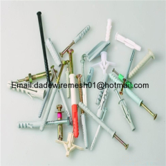 New PP material plastic Insulation nails/Heat preservation nail in China factory