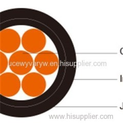 KYNAR/HMWPE Cathodic Protection Cable