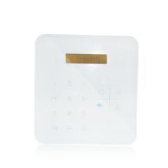 Toush Screen WiFi GSM Smart Intrusion Alarm system With App Control