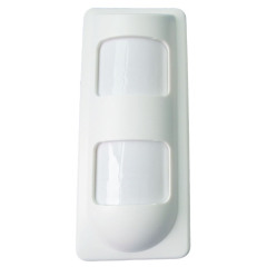 2 PIR And MW Outdoor Alarm Motion Detector With Pet Immunity