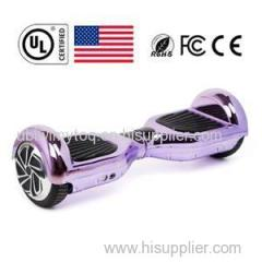 """2 Wheel Scooter Hoverboard Skateboard Mini Hoover Boards 6.5"""" inch with UL2272"""