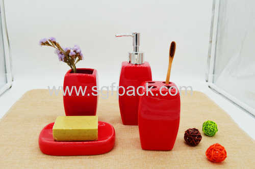 ceramics china bathroom accessory series