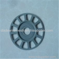 Expansion Insulation Wall Fastener with Plastic Nail from Anping