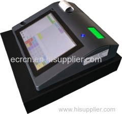 all in one touch screen cash registe POS terminal