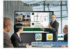 Indoor 70 Inch Infrared Large LCD Screen 1920 X 1080 Touch Screen Monitors