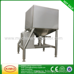 stainless steel high shear emulsification tank/mixing tank