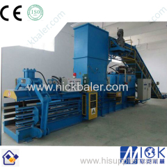 hydraulic baler for waste paper wool bales clothing