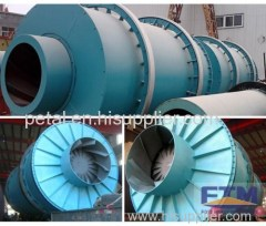Sand Rotary Dryer/Sand Dryer/Introduction of Sand Dryer