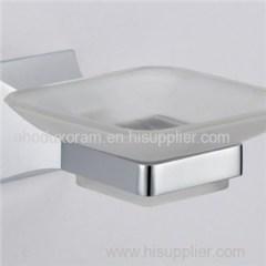 Bathroom Soap Dish Holder Brass