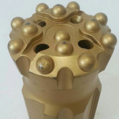 T51 Threaded Button Bits