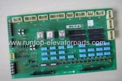 Sigma elevator parts PCB POR-301