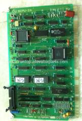 Sigma elevator parts PCB SCPU-2A