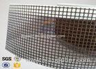 PTFE Teflon Coated Fiberglass Mesh Fabric High Temperature Conveyor Belt