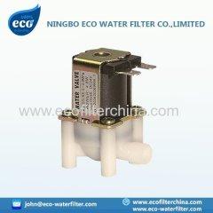Electrovanne de filtre à eau