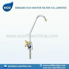 brass drinking water faucet