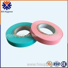 Humanized Design Of Release Tape For Sanitary Napkin