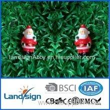 Chinese OEM solar light factory landsign plastic+lantern solar string lights for garden