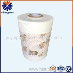 Breathable Lamination Film For Diaper