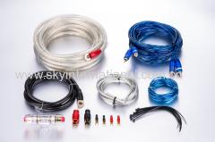 Amplifier Wiring Kits 4GA