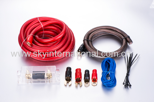Amplifier Wiring Kits 0GA