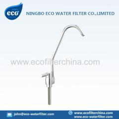 brass kitchen drinking faucet
