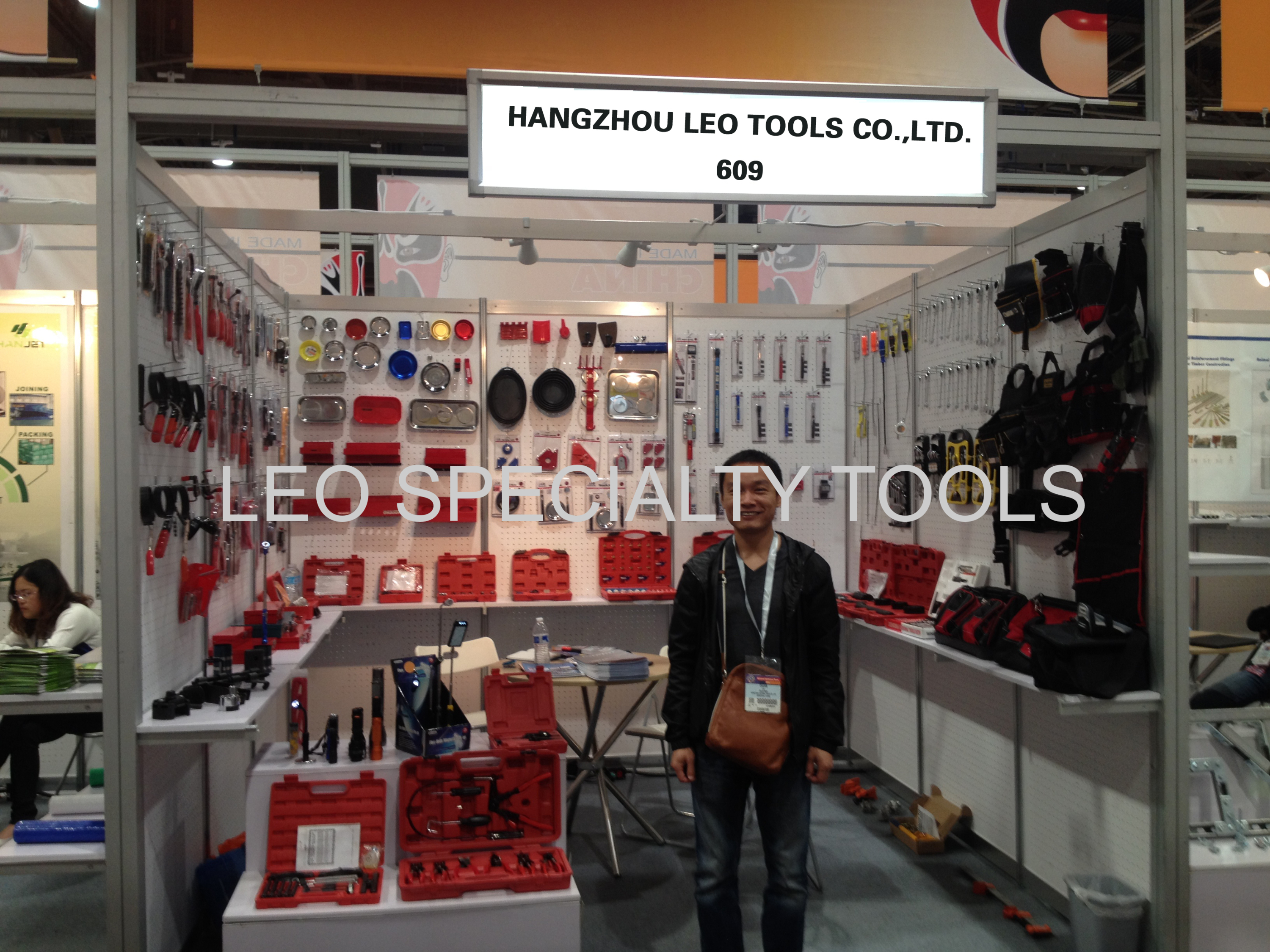 National Hardware Show 6th-8th May 2014 in LAS VEGAS USA.