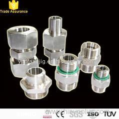 Stainless Steel Fitting Parts