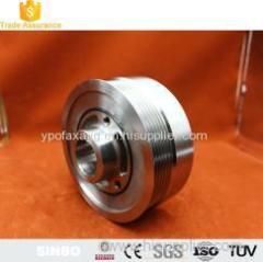Stainless Steel Pulley Parts