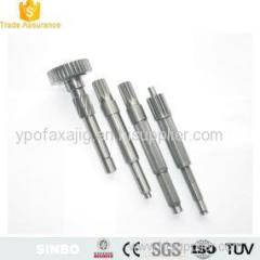 Aluminum Shaft Machining Product Product Product