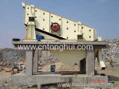 hot machine circular vibrating screen