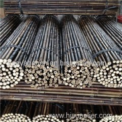 Black Bamboo Poles Product Product Product