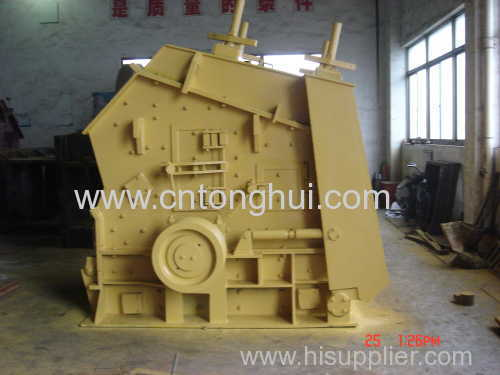 120tph impact crusher for sale