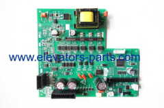 Mitsubshi elevator parts P203780B000G01 good quality pcb