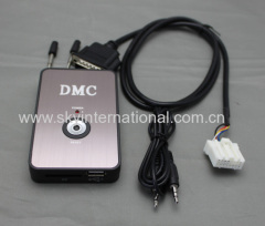 DIGITAL MUSIC CHANGER FOR Mazda 2 Mazda 3 Mazda 5 Mazda 6 MX5