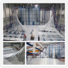 Vertical Type Aluminum profile powder coating line