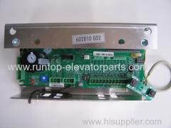 KONE elevator parts door drive PCB KM602800G02