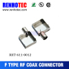 RF TOP CABLE BOX F CONNECTOR