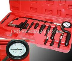 Diesel Compression Tester Auto Cars Truck Tractor Engine Diagnosis Testing