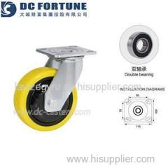 Polyurethane Beach Wheels Product Product Product