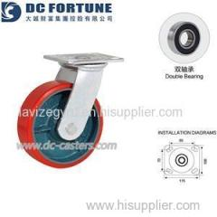 PU Caster Wheels Product Product Product