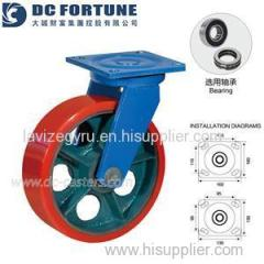 Polyurethane Caster Product Product Product