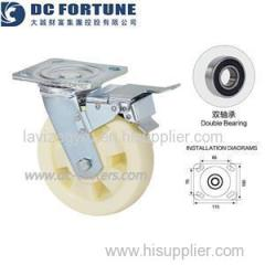 Plastic Trolley Wheels Product Product Product