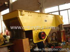 gravel vibrating feeder for sale