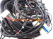 komatsu excavator PC200LC-6 PC300-6 PC400-6 monitor harness computer controller wire harness for 6D102 6D95 engine