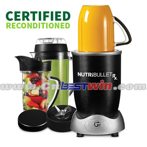 NATURI BULLET Rx WITH HIGH QUALITY 1700w BLENDER