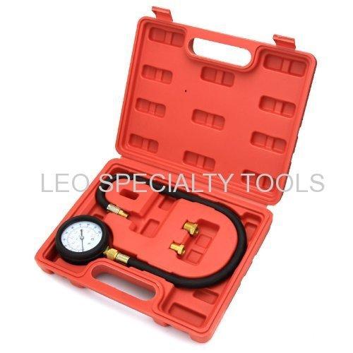 Oil Pressure Tester Gauge Engine Diagnostic Test Kit