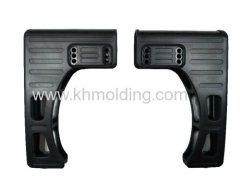 FACTORY custom injection plastic mold and plastic injection overmolding